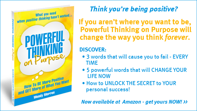 Powerful Thinking on Purpose - Buy Yours Today